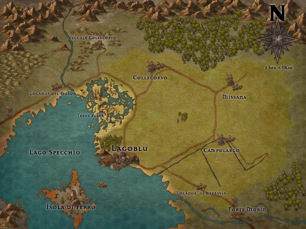 Regno di Lagoblu